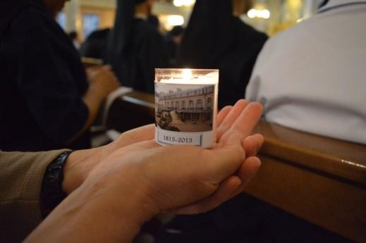 Celebración de los 200 años de la Casa Madre de las Hijas de la Caridad en la Calle del Bac