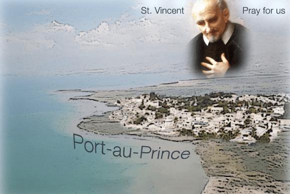 Histórica colaboración de la Familia Vicenciana en apoyo a Haití