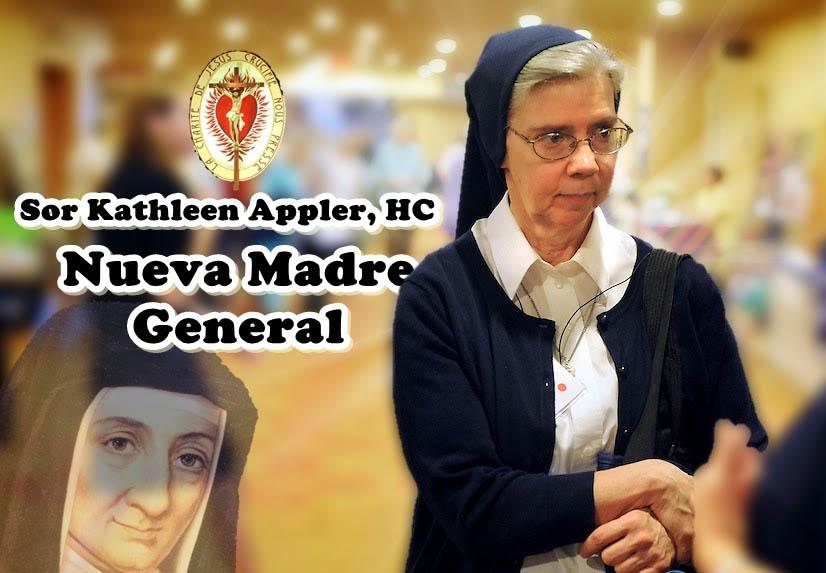 Elegida nueva Madre General de las Hijas de la Caridad