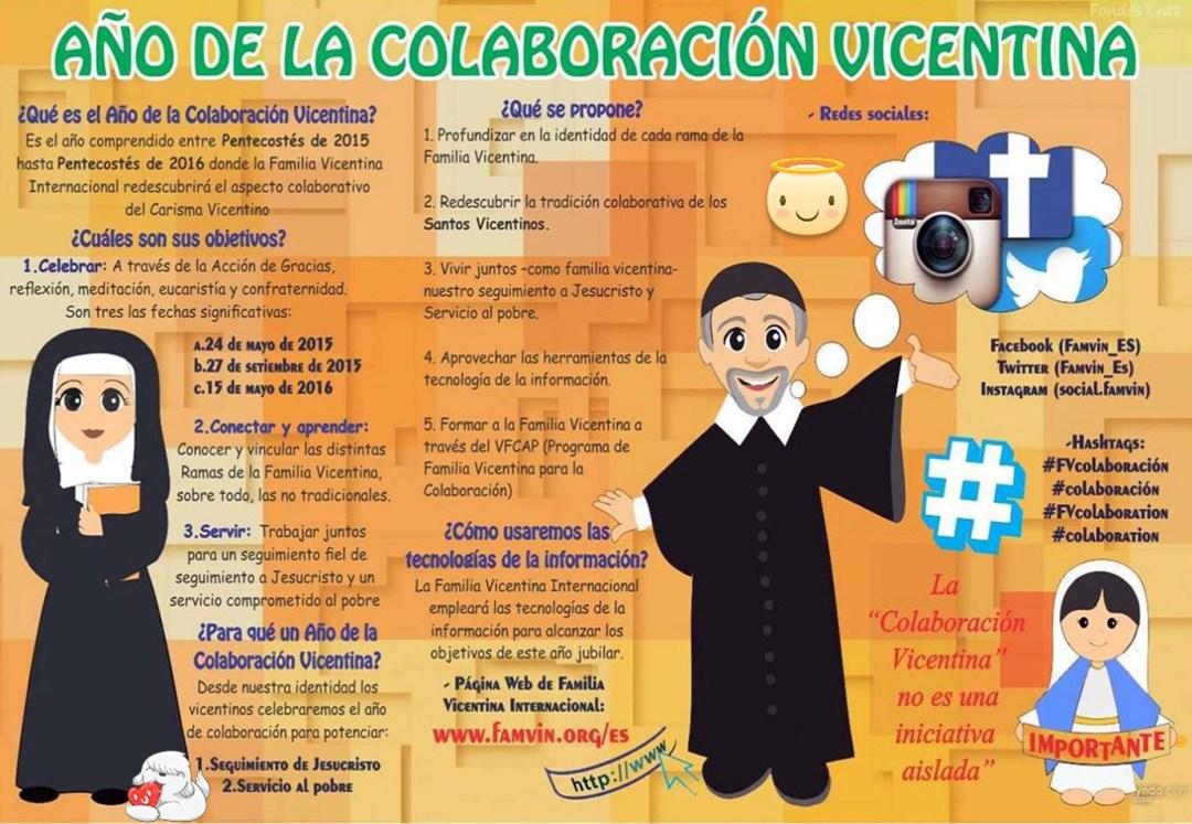 Panel resumen sobre el Año de la Colaboración Vicenciana