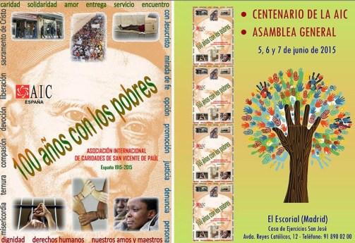 Centenario y Asamblea General de AIC (España)