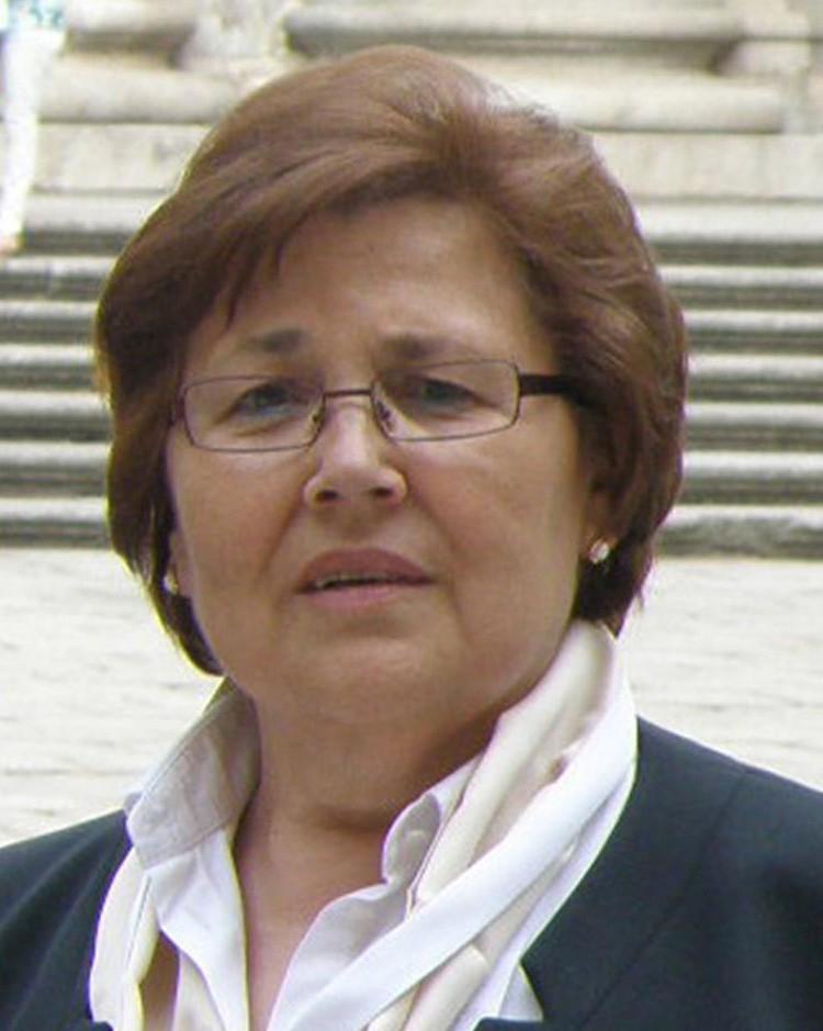 El año de la colaboración vicenciana para… Rosa María Cenalmor