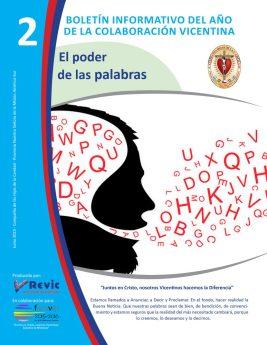 Boletín informativo REVIC nº 2 sobre el año de la colaboración vicentina