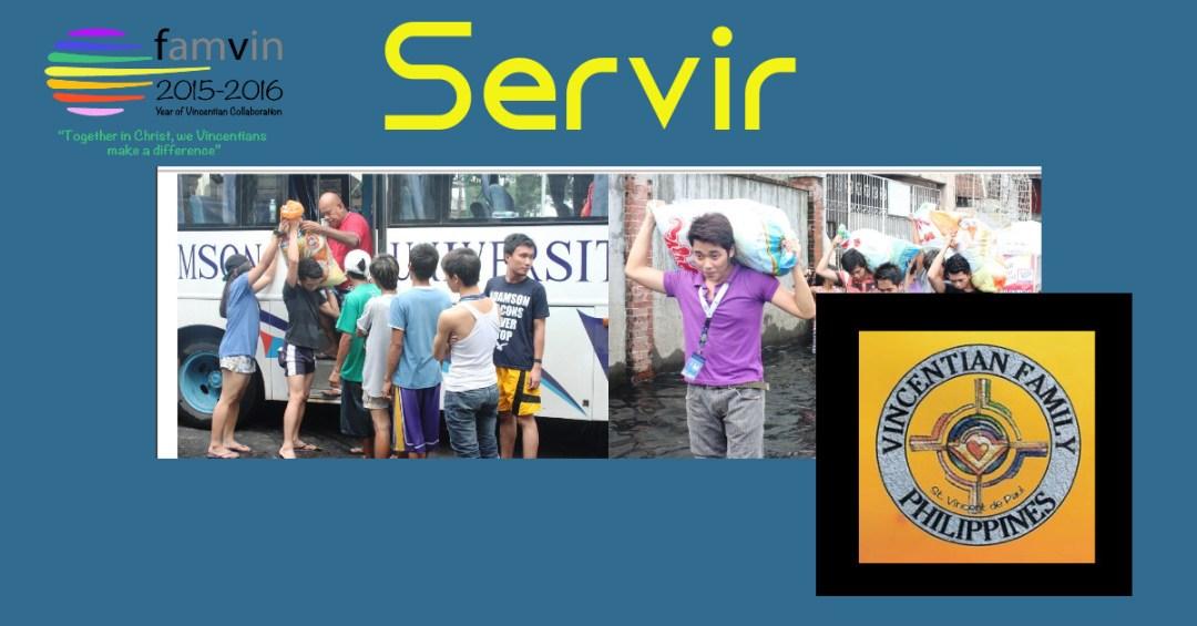 Servir: La Familia en las Filipinas