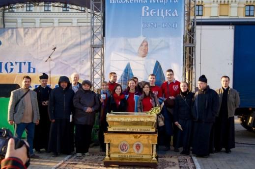 Encuentro ecuménico de oración en Kiev: el papel de una Hija de la Caridad