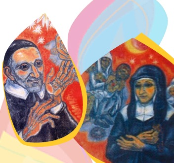 La colaboración entre dos personas excepcionales: Vicente y Luisa
