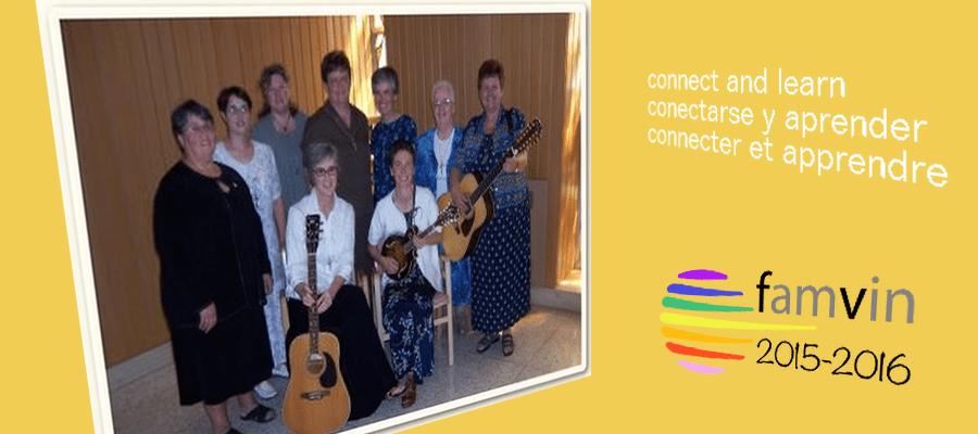 Conectarse y Aprender: Hermanas de la Caridad de Halifax