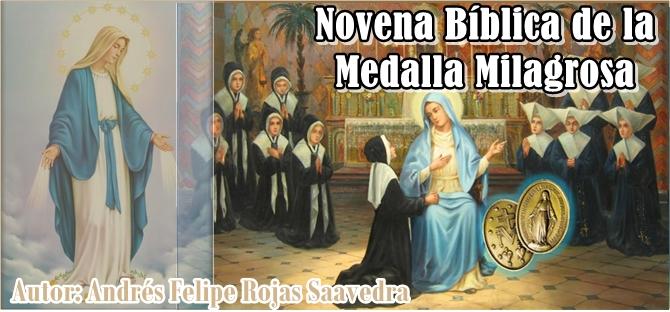 Novena Bíblica de la Medalla Milagrosa