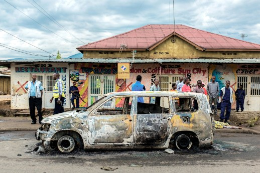 Noticias desde la región de Ruanda – Burundi