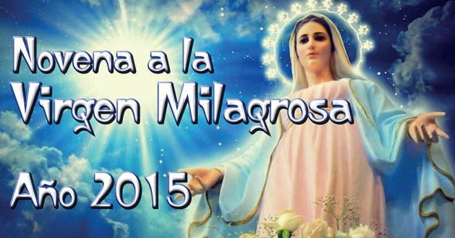 Novena a la Virgen Milagrosa (día 9)