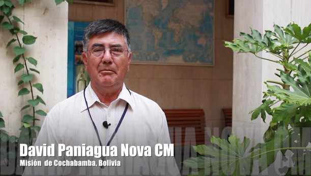 Conoce al misionero: P. David Paniagua C.M., en Bolivia