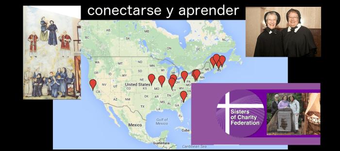 Conectarse y Aprender: La Federación de las Hermanas de la Caridad (América del Norte)
