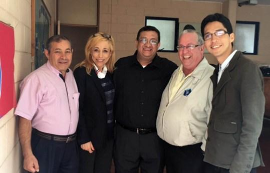 El Superior General visita la VFCAP en México