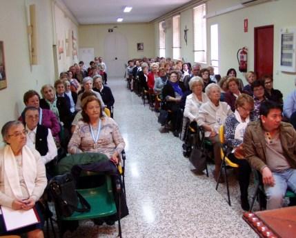 Jornada de convivencia y formación de la AMM España