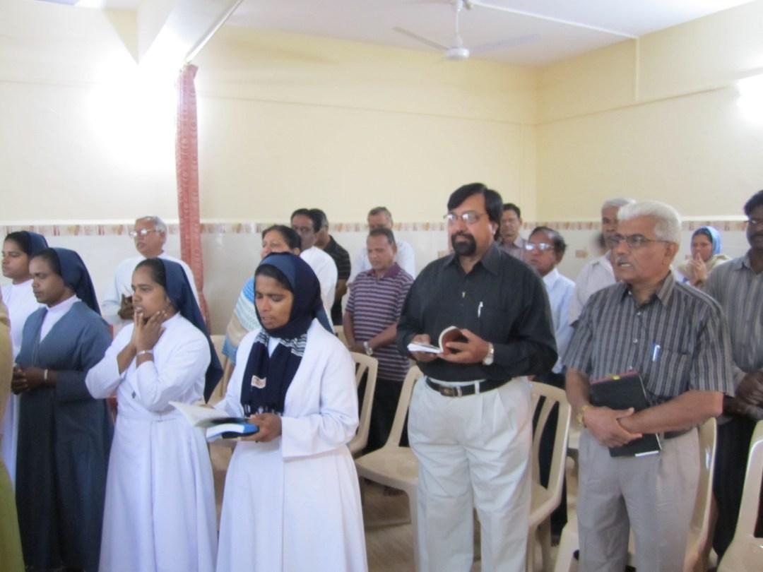 Experiencias de Colaboración en la Provincia de Hijas de la Caridad de India Sur