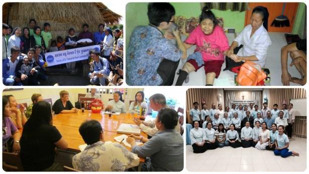 Colaboración Vicenciana en Tailandia
