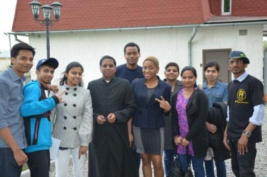 Movimiento Internacional de Estudiantes Católicos de Ucrania