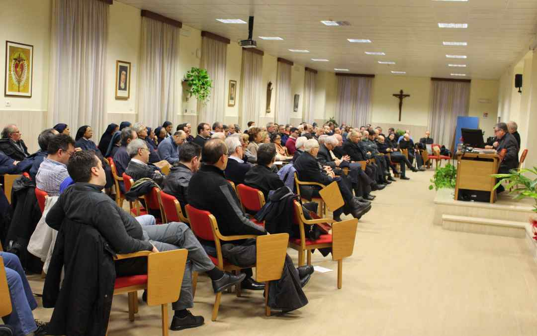 Nueva Provincia de los Misioneros Paúles de Italia