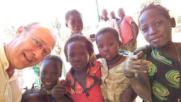 Visita a la Misión de las Hijas de la Caridad en el Chad