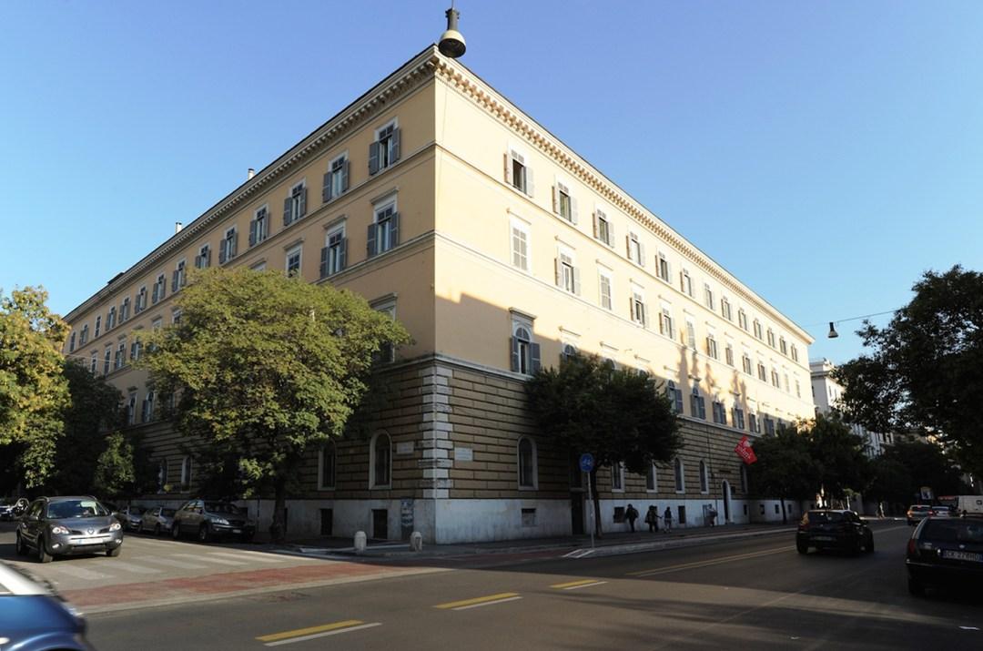 Colegio Leoniano, en Roma