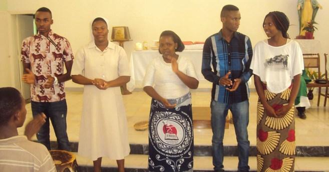 Nueva Hermana Asesora Nacional de JMV, en Mozambique