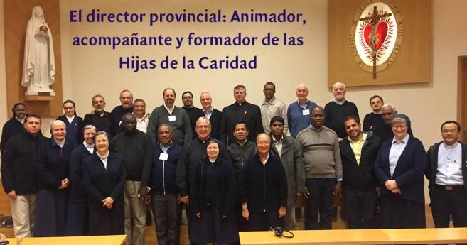 Encuentro de Directores Provinciales de las Hijas de la Caridad