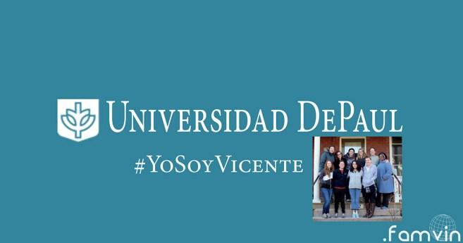 #YoSoyVicente @ Servicio de Inmersión de DePaul