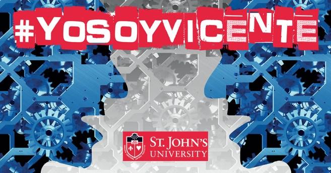 Diálogos de un día: #YoSoyVicente @StJohn's
