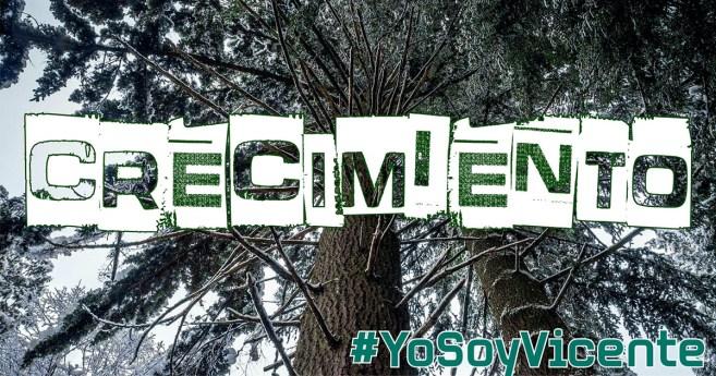 Crecer es parte del viaje #YoSoyVicente