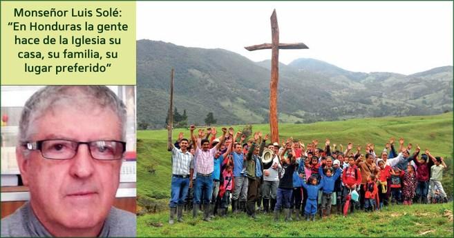 Entrevista al obispo de la diócesis de Trujillo (Honduras), Monseñor Luis Solé, C.M.