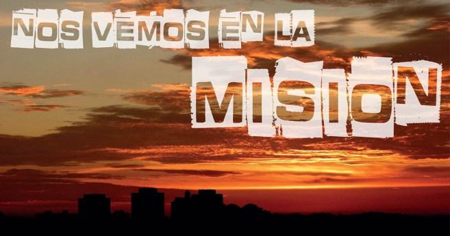 Nos vemos en la Misión #YoSoyVicente @DePaulMission