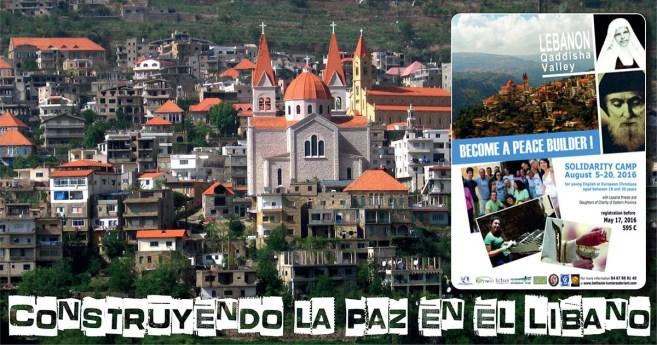 Programa de la Familia Vicenciana para la construcción de la paz en el Líbano