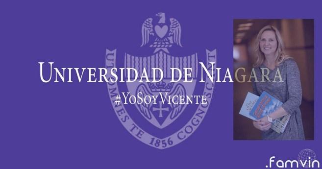 Cuando enseño a leer, #YoSoyVicente @NiagaraUniv