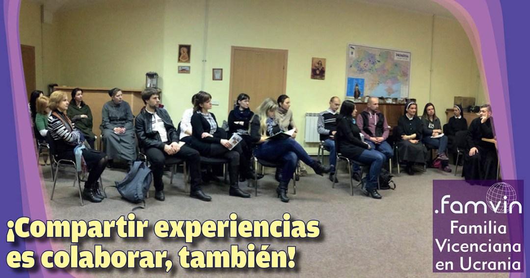 ¡Compartir experiencias es colaborar, también!