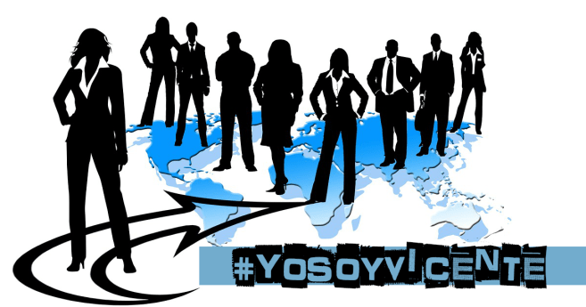 Ahora estoy listo, porque #YoSoyVicente