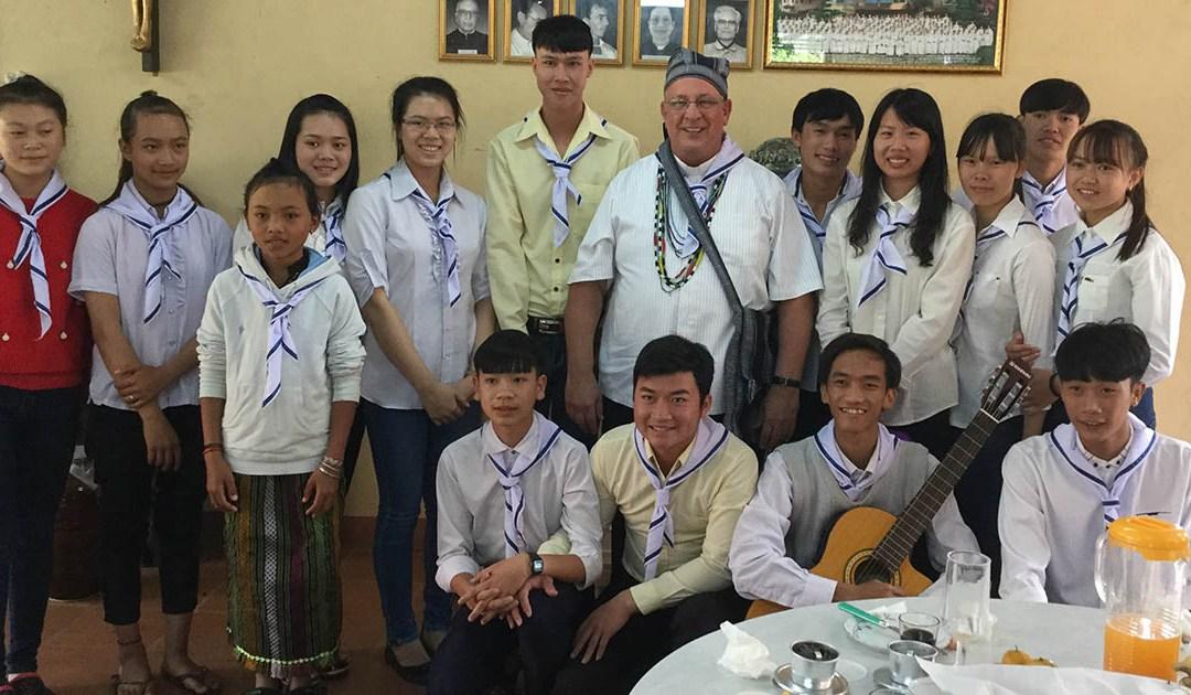 Visita del Padre General a Vietnam