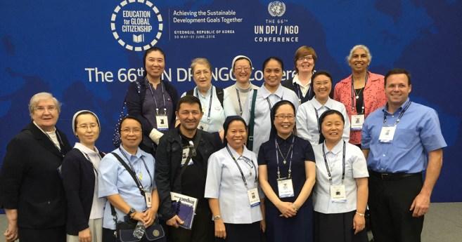 Corea: Lograr los objetivos de desarrollo sostenible unidos