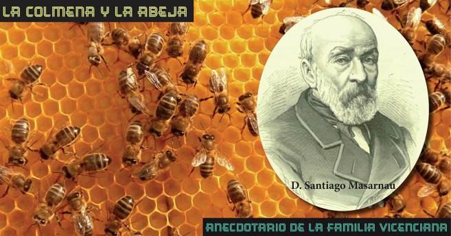 La colmena y la abeja #AnecdotarioFV