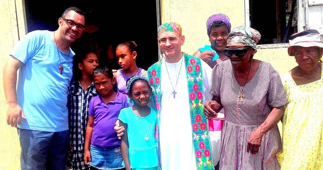 Experiencia misionera en Honduras