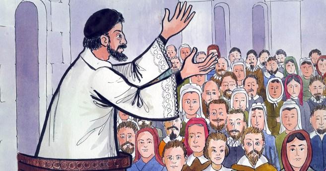 Una fecha y un lugar destacados para todos los seguidores de Vicente de Paúl: 22 de agosto, en Châtillon