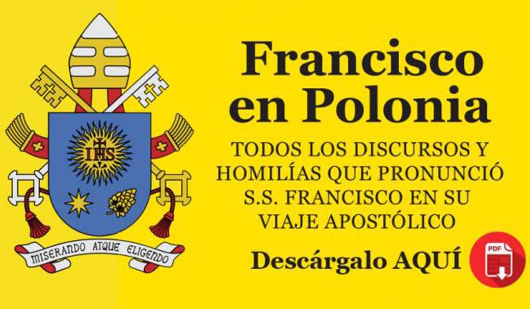 Todas las palabras del Papa durante la Jornada Mundial de la Juventud