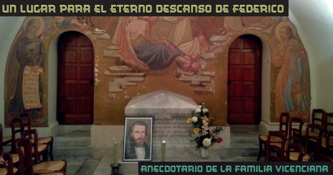 Buscando un lugar para el eterno descanso de Federico #AnecdotarioFV