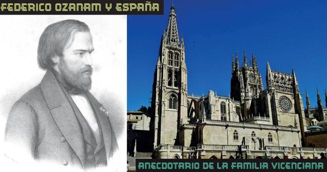 Federico Ozanam y España #AnecdotarioFV
