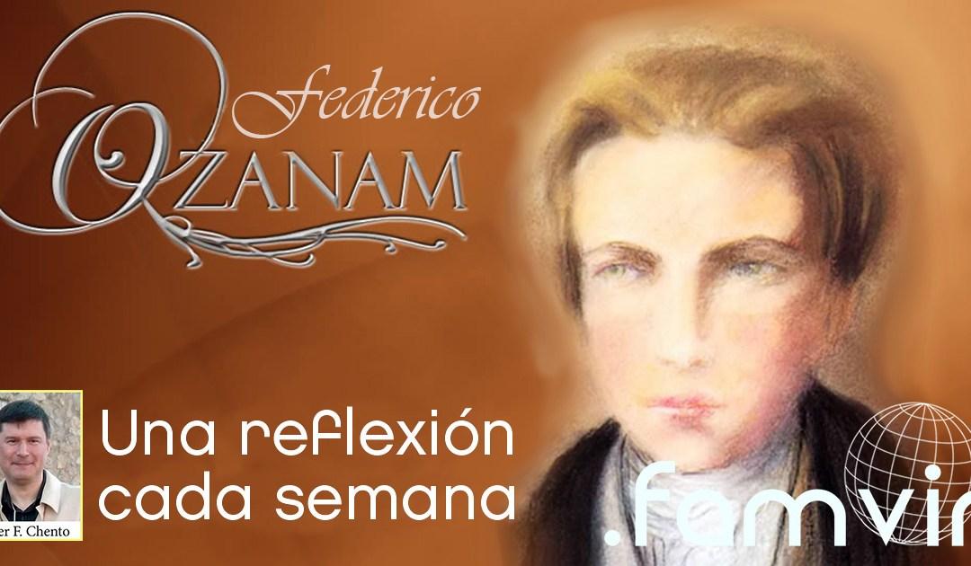 Una existencia verdaderamente cristiana • Una reflexión semanal con Ozanam