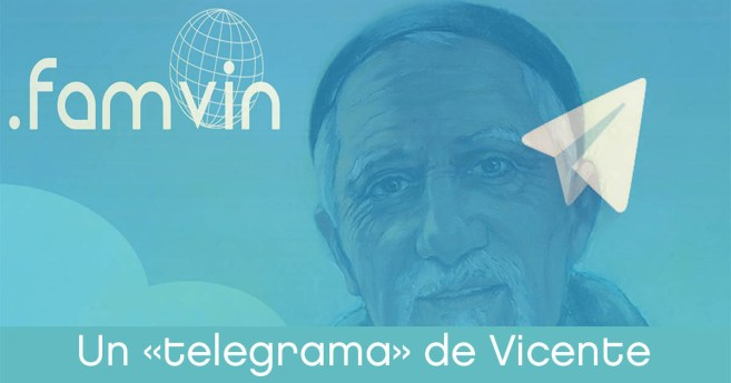 Un «telegrama» vicenciano