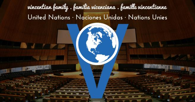 ¿Por qué están los vicencianos en la ONU?