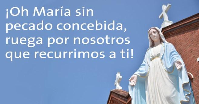 La dulce presencia de María en nuestra vida • Historias de la Virgen Milagrosa