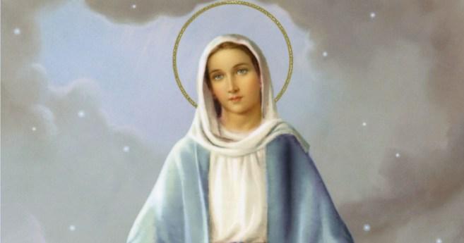Señor, ten piedad • Historias de la Virgen Milagrosa
