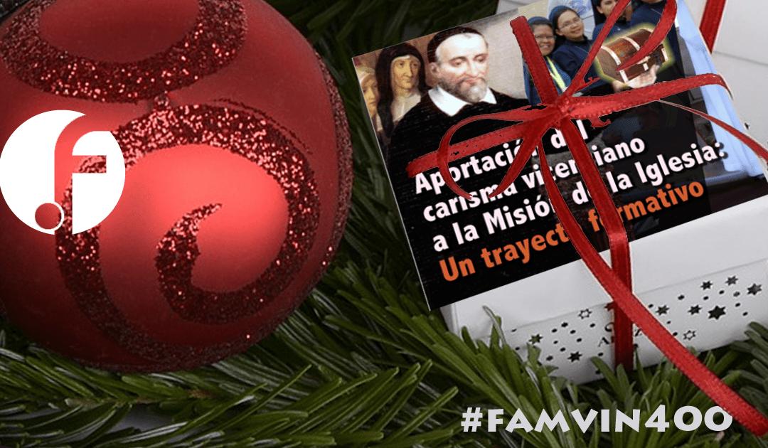 #famvin400: ¡Un regalo para ti!