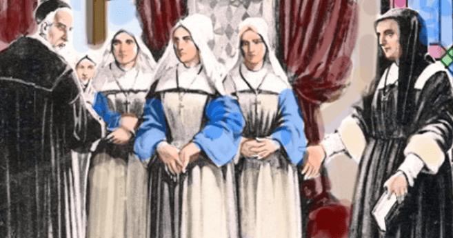 377 aniversario de los primeros votos de las Hijas de la Caridad